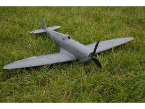 3d printable rc spitfire original r c vehicles radio control rc spitfire rc plane spitfire supermarine spitfire