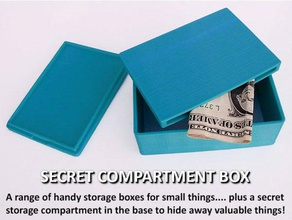 'secret compartment' box household birthday box card cards compartment container cool covert dad earring earrings gift hidden hide holder jar jewellery key keys mom money mother mothers mum present protect protection ring safe safe box secret secret box secret compartment spy storage valuable valuables