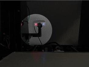 sony ps2 eyetoy camera mount anet a6 a8 3d printer accessories anet anet a6 anet a6 upgrade anet a8 anet a8 upgrade camera camera mount octopi octoprint timelapse