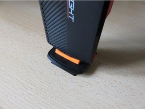 connex prosight tripod mount support r c vehicles connex holder mount prosight receiver support