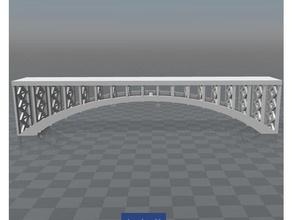 simple bridge buildings & structures bridge bridges custom bridge easy fun great print simple simple bridge simplebridge strong strong bridge