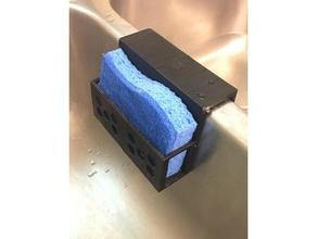 kitchen sink sponge holder kitchen & dining holder kitchen kitchen sink sink sponge sponge holder