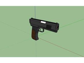 pistolet 3d printing glock glock 19 millitaire pistolet