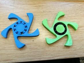 fully 3d printed fidget spinner mechanical toys all 3d printed bearing fidget fidget spinner fully 3d printed fully printable no support toy