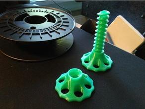 spool hub adapter 3d printer accessories filament-spool filament hub filament spool filament spool holder spool spoolholder spool adapter spool holder spool hub spool hubs spool mount
