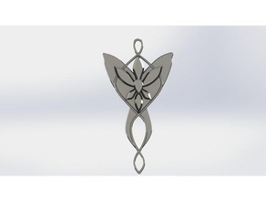 arwen's necklace jewelry arwen lord rings necklace