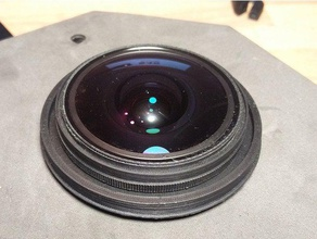 hal 9000 prop modified use 37mm fisheye lens props 2001 hal hal 9000 hal9000