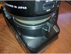 nikon d3x00 lens lock camera d3000 d3100 d3200 d3300 d3400 lens lock nikon nikon mount protection release theft