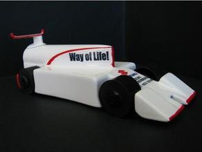 f1 schools model f1 car engineering co2 education f1 schools f1 race car functional model school