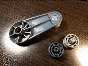 window crank knob geo metro automotive automotive crank geo metro hand crank knob replacement replacement part replacement parts