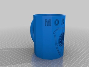 river plate glass 3d printing argentina beer football glass river river plate soccer vaso