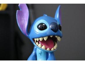 stitch lilo stitch creatures alien cartoon character cute disney lilo stitch stitch zbrush