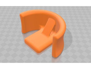 smooth headphone wall pillar mount audio headphones headphone hanger headphone holder headset holder wallmounted wallmounted headset wallmount holder