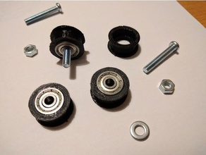 idler pulley 624 bearing gt2 belt 3d printer parts 624 624zz 624 bearing gt2 gt2 belt gt2 belt pulley gt2 pulley idler idler pulley pulley