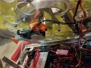snow blower motor frc mounts 3d printing first frc frc frc robotics snowblower motor