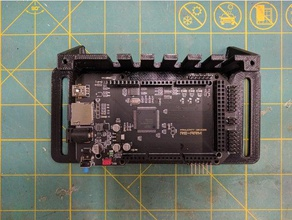 simple re-arm smoothieboard + ramps 14 mount 3d printer parts ramps 14 ramps mount re-arm re-arm case smoothieboard smoothieboard case