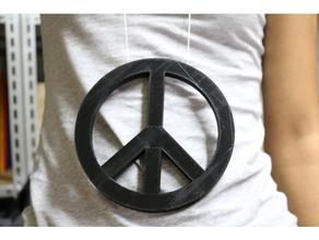 peace accessories 3d peace neacklace peace peaceful peace sign peace symbol
