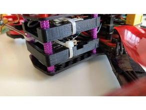 innova osd-vtx v2 mount martian ii frame r c vehicles antenna antenna mount drone innova martian martian 2 martian ii mount multicopter osd quadcopter rear vtx vtx holder vtx mount