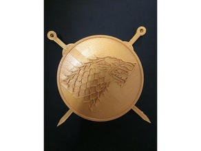 game thrones - house stark coaster swords gadgets bar coaster coffee cool drink coaster gadgets game game thrones got hbo house stark kitchen kitchen tools pick stark sword table coaster thrones winter winter coming