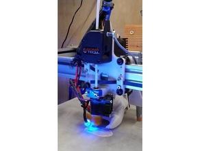 bondtech bmg extruder mount c-bot 3d printer extruders bondtech bondtechbmg bondtech bmg c-bot cbot c bot d-bot dbot d bot extruder