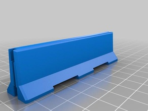 1 35 scale 10' concrete jersey barrier models 1 35 scale barrier concrete jersey barrier