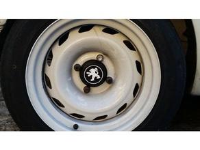 peugeot 205 wheels centre caps automotive 205 car center cap centre roue peugeot peugeot peugeot 205 gti caps wheel