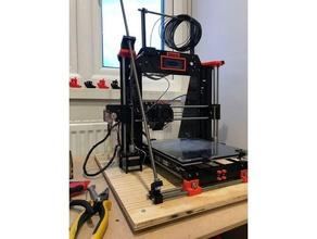 hictop frame reinforcement - stabilize frame reduces wobble vibrations 3d printers hictop hictop 3dp 18 hictop prusa i3 hictop y hictop z hictop z axis stabilizer z-axis stabilizer z stabilizer