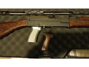 vz-58 printable grip replacement parts grip gun guns gun grip pistol grip rifle rifle grip vz-58 vz58