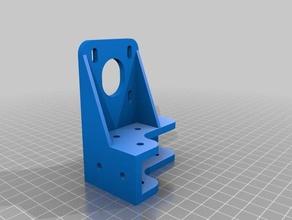 tevo tarantula right left z bracket 3d printer parts e3d tevo tarantula tarantula tarantula i3 tevo tevo 3d printer tevo tarantula tevo z motor bracket