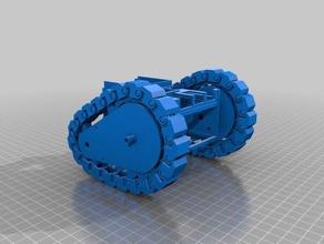 robot tank raspberry pi