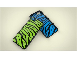 iphone 7 case - tiger stripes dual extrusion mobile phone apple case iphone iphone 7 iphone case iphone cases mobile mobile phone mobile phone case mobile phone holder pattern phone phone case smartphone smartphone case smart phone stripe tiger