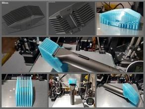 moser genio hair clipper attachment 20-25mm tools 20mm 25mm attachment clipper genio hair hair clipper moser