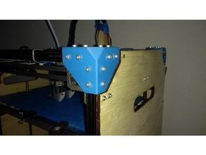corners links openbeam extrusion 3d printing openbeam openbeam 1515 open beam