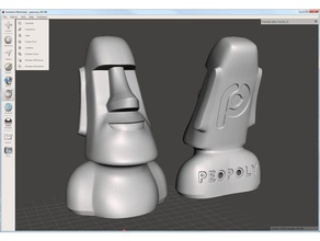 peomoai 3d printing tests moai moai 3dprinter peopoly peopoly moai