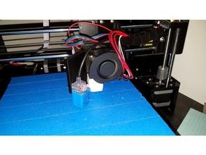tronxy p802 fan & sensor mount 3d printer parts inductive sensor p802 proximity sensor sensor tronxy tronxy p802e tronxy p802m tronxy p802ma