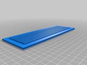 l ftungsgitter 200x70mm 3d printer accessories