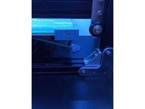 tevo tarantula large bed glas corners - 4mm glas plate 3d printers