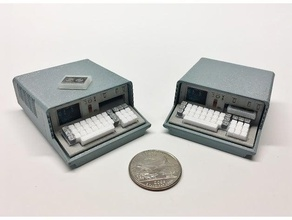 mini ibm 5100 toys & games 5100 computer cute dollhouse ibm ibm 5100 miniature retro steinsgate steins gate