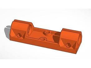 igus rj4jp prusa i3 single double holder 3d printer parts bearing igus igus bushing prusa prusa i3 mk2 rj4jp rj4jp-01-08 rj4jp-01-08 igus y carriage