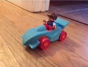 duplo formula car mechanical toys duplo duplo car duplo compatible duplo train lego duplo