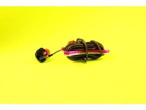 no m s nudos organizador aud fonos - no more knots earbud organizer - audio aud fono audio cable management headhone oranizador cables