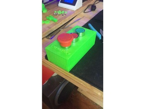 box p emergency start stop emergency pulsante 3d printer accessories
