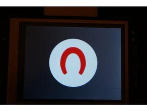 horseshoe mks-tft firmware loader icon generator 3d printer accessories generator icon mks mks tft mks tft28 mks tft32 smooth smoothieboard smoothieware tft screen