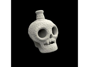 magie de la mort de sifflet 2 lq version sculptures atstecs la mort historique de la magie de la musique instrument de musique de souvenirs coup de sifflet