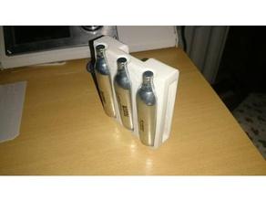 co2 cartridge holder belt loop sport & outdoors 12g co2 airsoft airsoft accesories belt holder c02 co2 co2 cartridge holder