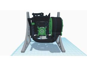 dano's bowden v2 3d printer extruders bowden clamp bowden extruder bowden mount e3d-v6 e3d-v6 mount e3d v6 e3d v6 clone e3d v6 fan e3d v6 mount extruder extruder mount pursa i3 tronxy p802ma z-axis