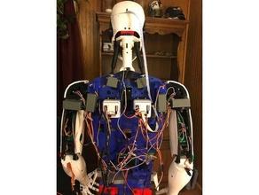ezrobot mount inmoov robotics ezrobot inmoov robot