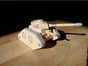anti-tank 25mm savaş tankı yükseltin oyuncaklar ve oyunlar 40k oyun atölyesi grimdark gelecek leman russ programdır leman russ onepagerules tank programdır warhammer warhammer 40k