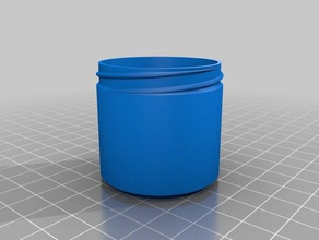 kreatin container containers containe customized gym powder