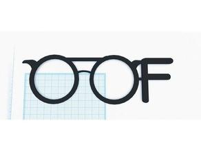 oof glasses 3d printing